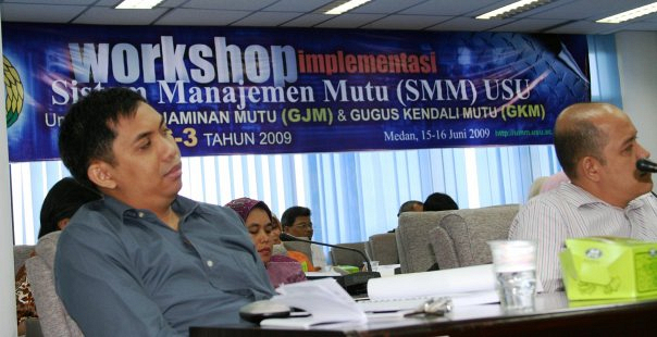 Workshop SMM Siklus 3 Tahun 2009
